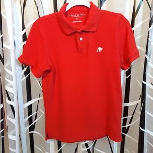 Aeropostale Short Sleeve Polo Shirt
